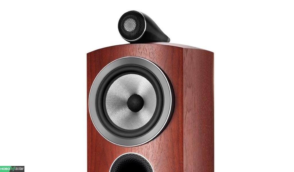 bowers wilkins 805 d3 rosewood monitor luidspreker hobo hifi. Black Bedroom Furniture Sets. Home Design Ideas
