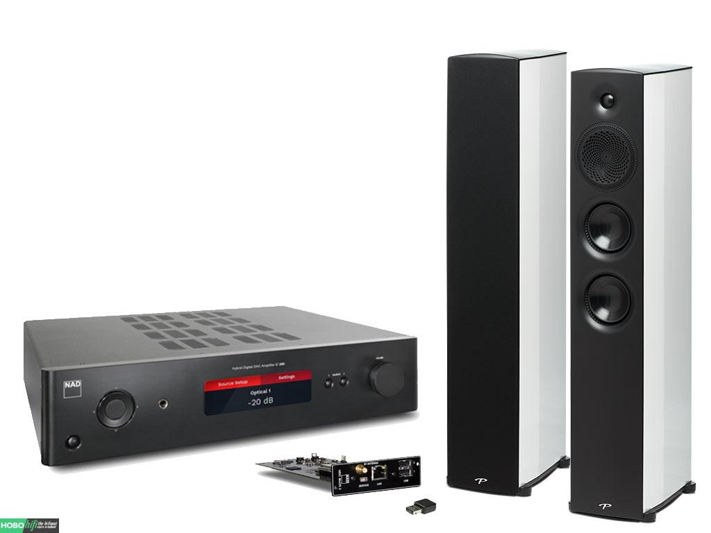 C368/ BluOS/ Paradigm Premier 700F bundel