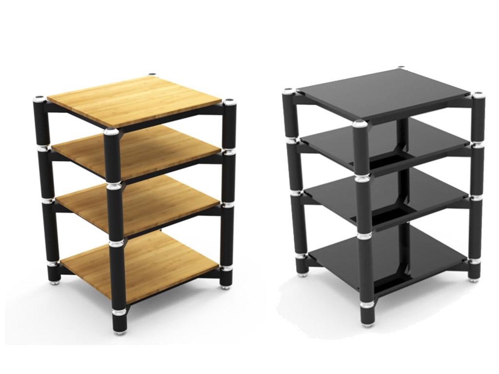 Norstone spider rack custom hifi meubel hobo hifi for Hifi meubel