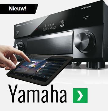 Yamaha bij HOBO hifi